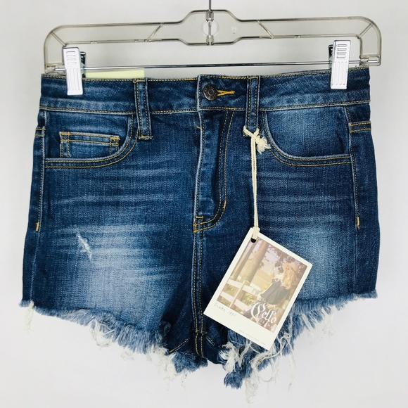 cfb7d4a0ba Cello Shorts | Jeans Size Small Cut Off Distressed | Poshmark
